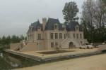 Taxatie kasteel in Franse stijl